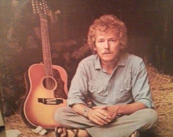 """GORDON LIGHTFOOT   """"Sundown"""" LP Vinyl Recording 1974 Warner Bros."""