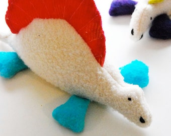 Eco Organic Dinosaur Doll Plush Boy Toy