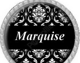 Pendant Cabochon - Marquise - (542)