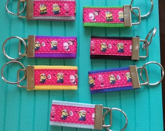 Minion - Mini Key Fob - Key Chain