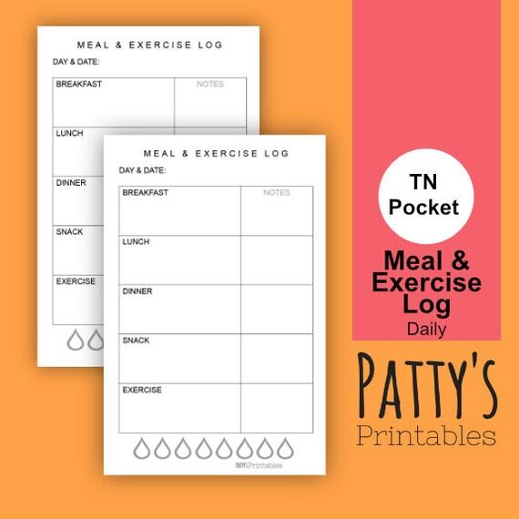 excel food log free printable weekly food log template in asmex club