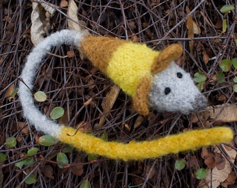 All Natural Felted Catnip Cat Toy