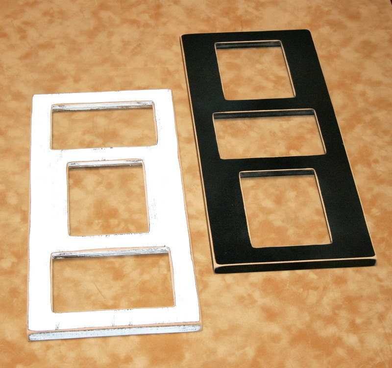 Collage picture frame 3 opening 4x6 vertical and horizontal