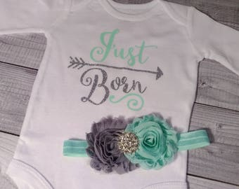 Baby girl clothes, newborn baby girl clothes, baby, coming home outfit, take home outfit, newborn outfit, baby girl, onesie, girls outfit