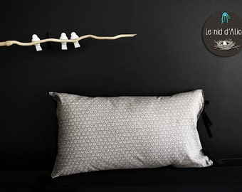 Cotton Cushion cover and linen 30 x 50 cm