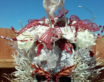 Winter Masquerade Costume