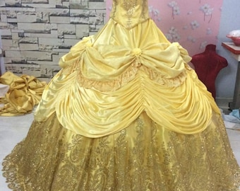 Sparkly Belle Costume - Beauty and the Beast - Disney Princess costume
