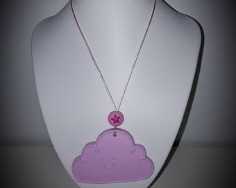 Portage cloud necklace