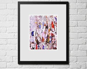 Paper 3, Abstract photography, Abstract Photo, Abstract Photography Print, Abstract Art, Abstract Art Print, Abstract Print,Digital Download
