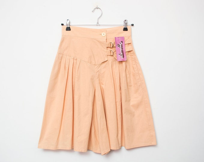 Pink culotte Dead stock  vintage Size S