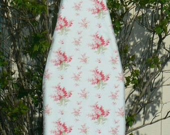 Ironing Board Cover - Whitewashed Lilacs
