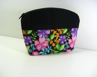 Cosmetic Bag, Makeup Bag, Inspirational, Gift, Hostess Gift, Pouch