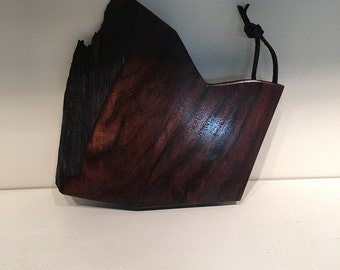 Dark Walnut Cutting Board