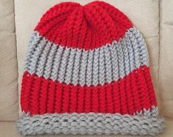 School Spirit Hat  - Preemie & Infant - Made to Order