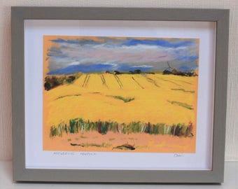 Hockering Norfolk landscape