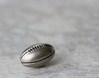Sports Gift, Football Gifts, Football Pins, Football Tie Tack Pin, Mens Gifts, Coaches Gift, Gift for Football Coach, Football Fan Gift