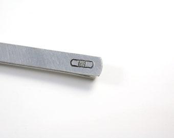 Medical Tie Bar - Bandage Tie Clip - Hidden Message - Tie Bar - Tie Clip - Gift for Him - Doctor Father Nurse PT Therapist - Medicine