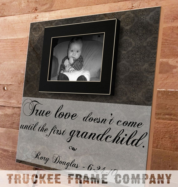 Grandparents Gifts, Personalized Picture Frame, New Grandparents ...