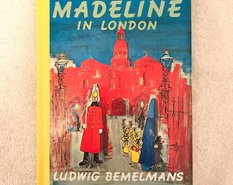 Vintage Hardcover Madeline Book