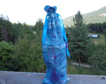 Wine Bottle Gift Sack