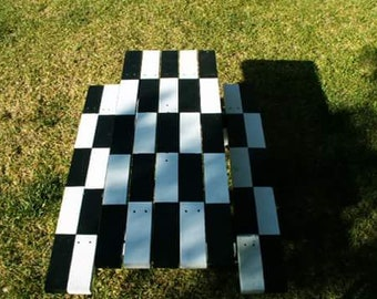 Build and sell an amazing picnic tables!