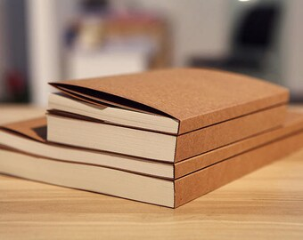 Kraft paper cover Sketchbook,Blank Sketchbook,Freehand Sketchbook,Blank Notebook