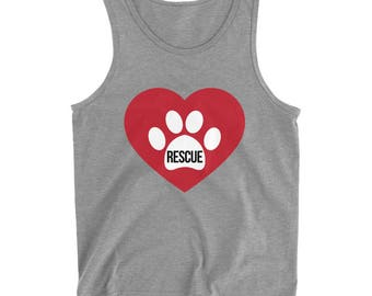 The DogLyfe - Animal Rescue Tank Top