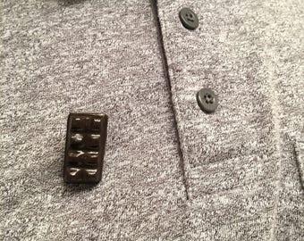 Chocolate Bar Pin