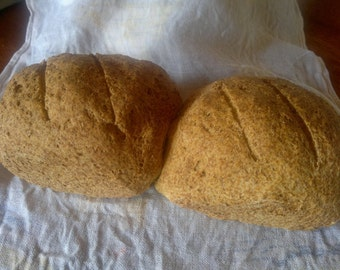Brown Rice Bread (gluten free and dairy free)