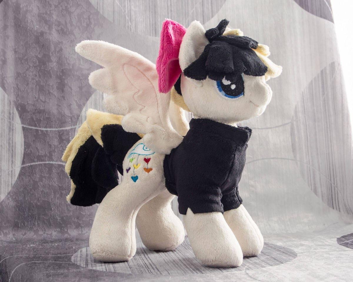 Plüsch Songbird Serenade benutzerdefinierte Pony Sia