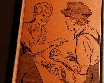 Tom Sawyer Book, Vintage Book