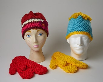 South Park Mittens Inspired, Stan, Cartman, Kyle, Kenny, Wendy, Craig, Made to Order, Comedy Central
