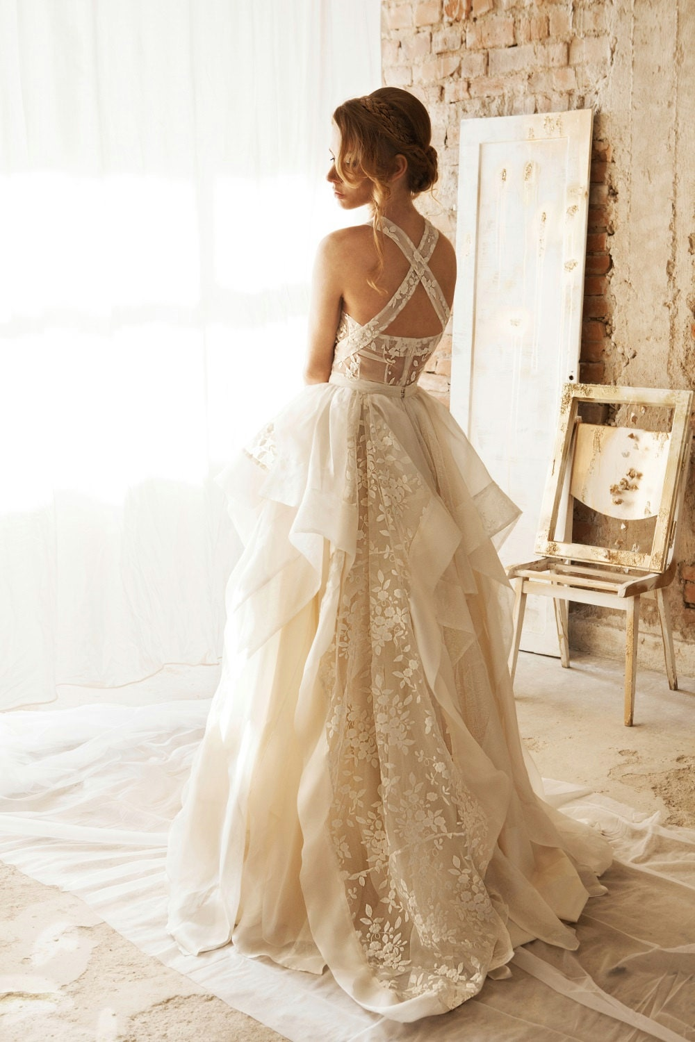 Wedding separates wedding dress rustic wedding dresses for Wedding dresses for country wedding