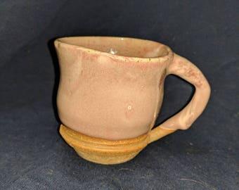 Purple Tea Cup