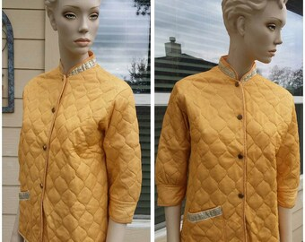 Vintage 70s jacket top Asian style