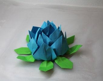 Table decorations Wedding/lotus flower/Wedding decoration/wedding/table decoration/party decoration/table Top/Centerpiece