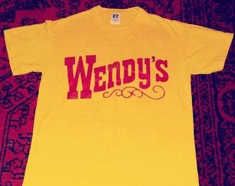 80's Fast food t shirt