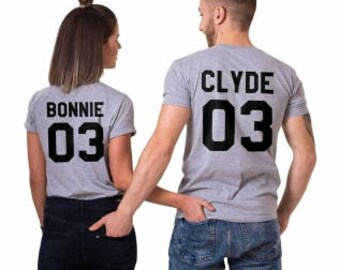 Personalized Statement Couple Shirt Price per pair