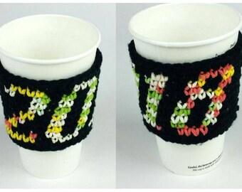 2018 Cup Cozy - choose your colors - MTO!