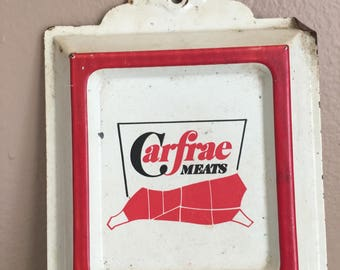 Carfrae Meats Thermometer