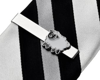 Sheep Tie Clip