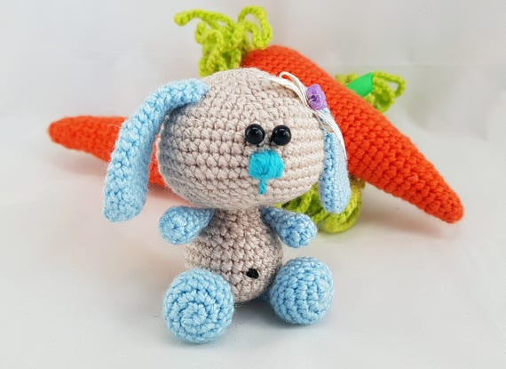 Bunny easter gifts for boy toddler boys gift easter gift for negle Images