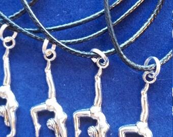 Lot de 10 partie des faveurs de colliers gymnastique gymnastes prix prix livraison gratuite