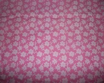 Girl Stuff HMK Floral Cotton Fabric #112