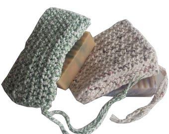 Soap Saver, Soap Saver Bags, Soap Socks, Soap Bags,Soap Saver Pouches