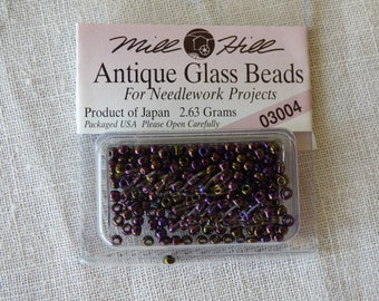 Mill Hill Glass Beads 03004 Antique bead
