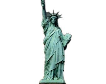 Statue of Liberty Cardboard Cutout
