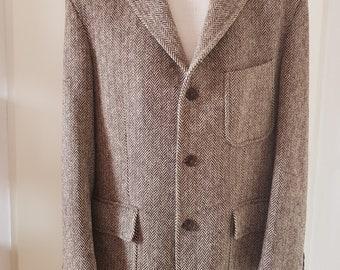 Herringbone gentlemen's classic sports jacket Ralph Lauren