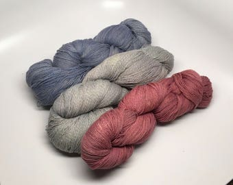 Cotton Yarn three colors to choice from