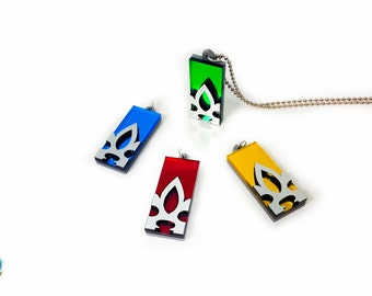 Sword Art Online Crystal Necklaces